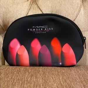 Mac cosmetic bag